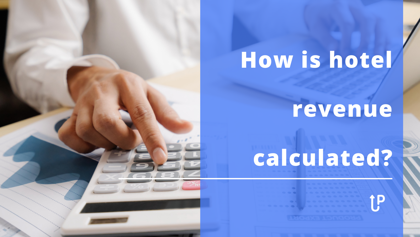 How is hotel revenue calculated?