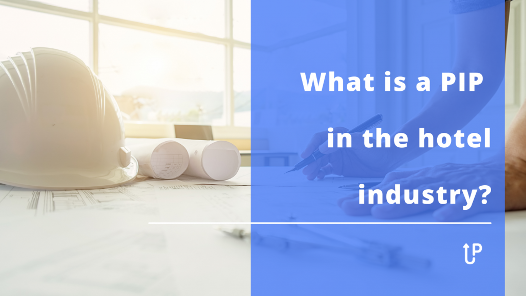 What is a pip in the hotel industry?