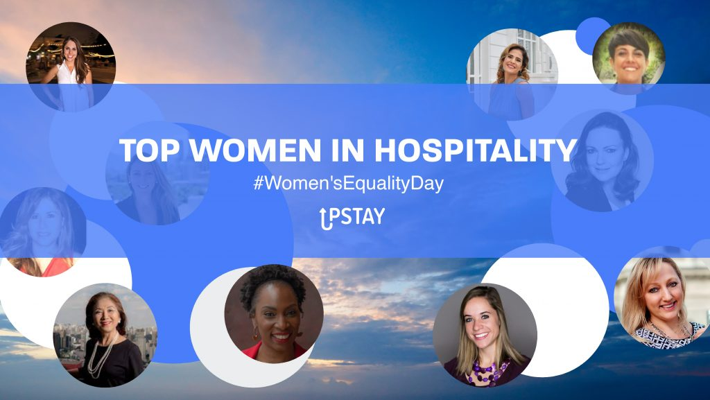 Women's Equality Day: 10 Female Leaders in the Hospitality Industry