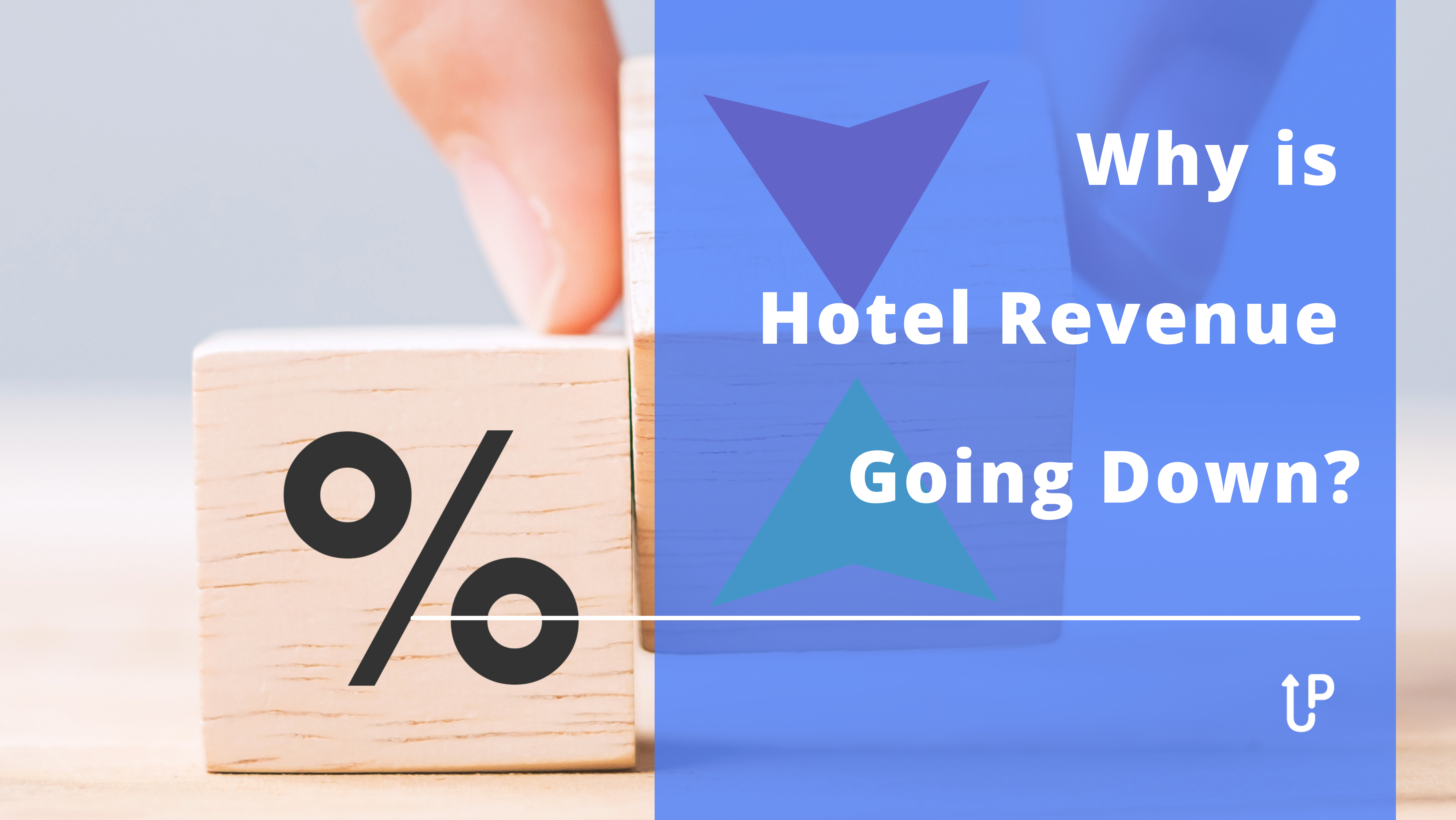 why is hotel revenue going down